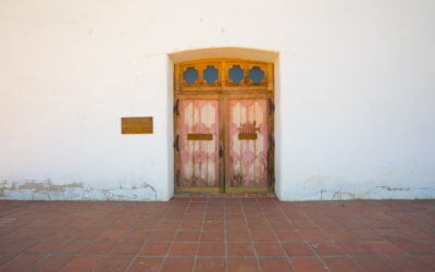The Mission San Miguel Archàngel